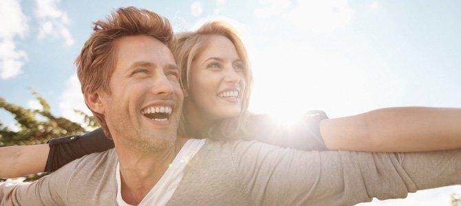 7 navad srečnih parov