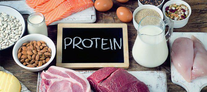 Koliko beljakovin pojesti na dan?